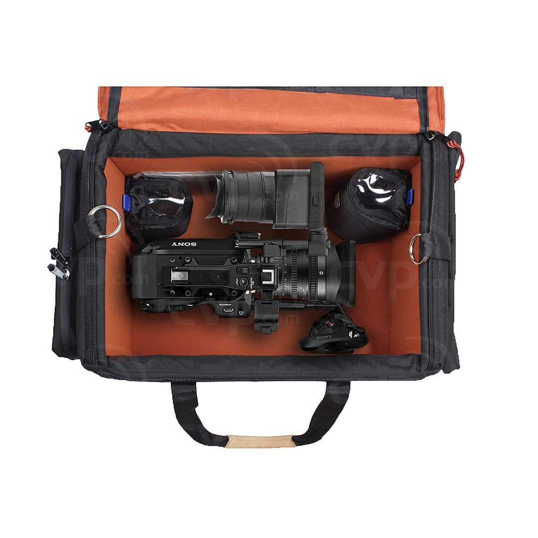 Portabrace RIG-FS7XTOR (RIGFS7XTOR) RIG Wheeled Carrying Case - Extra Tall