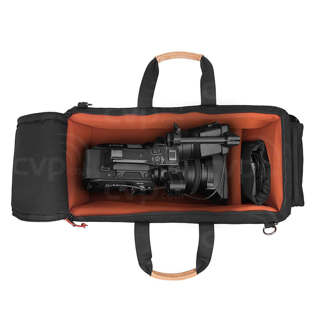 Portabrace RIG-FS7XLOR (RIGFS7XLOR) RIG Wheeled Carrying Case designed to carry