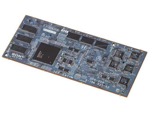 Sony HKSR-5002 (HKSR-5002) Digital Betacam Processor Board for SRW-5000/1 and