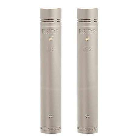 Rode NT5 (NT-5) Matched pair of NT5 Condenser Microphones