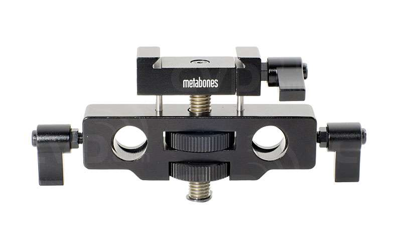 Metabones Mount-Rod Support Kit compatible with all Metabones adapters (Black