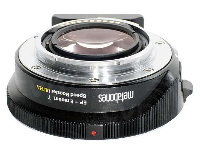 Metabones Canon EF to Sony E Mount T Speed Booster