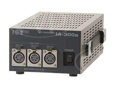 IDX IA-300a (IA-300) 3 XLR Output Camera AC Adaptor Power