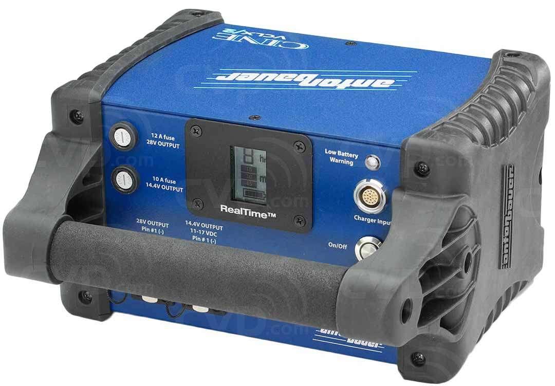 Anton Bauer CINE VCLX2 Battery 280Wh NiMH simultaneous output 14.4V28V