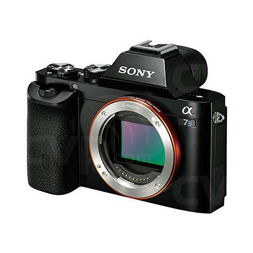 Sony Alpha A7s 4K 12 Megapixel Full Frame Compact System