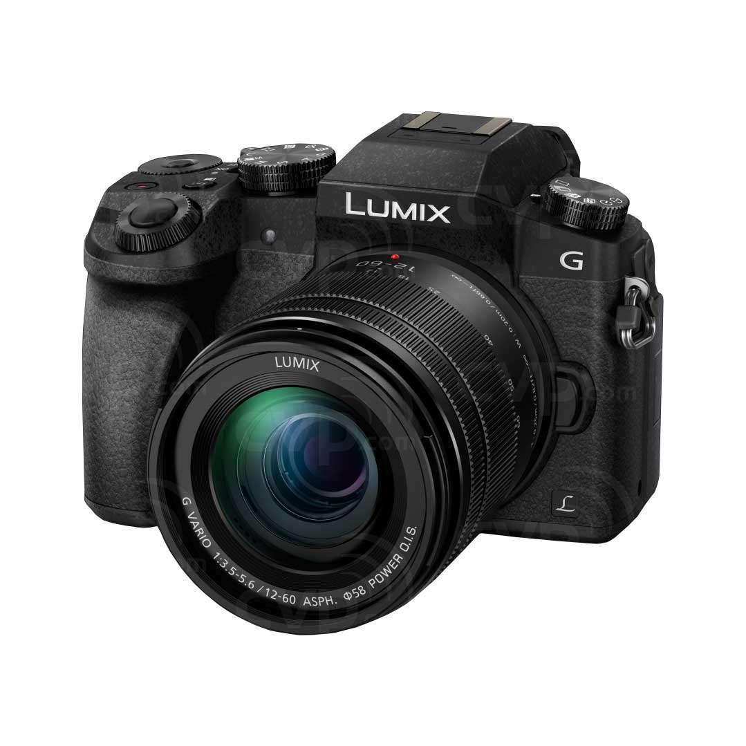 DMC-G7MEB-K Lumix w/ 12-60mm