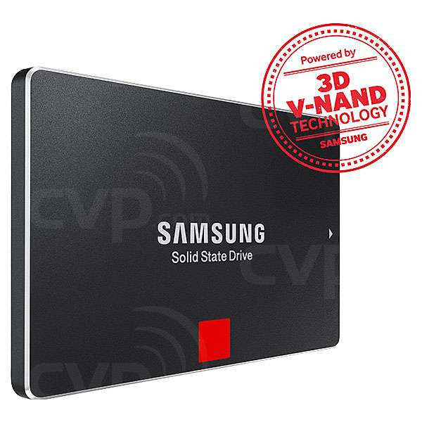 Samsung 256GB 850 PRO 2.5 Inch Solid State Drive SATA 6GbSEC (pn MZ-7KE256BW)
