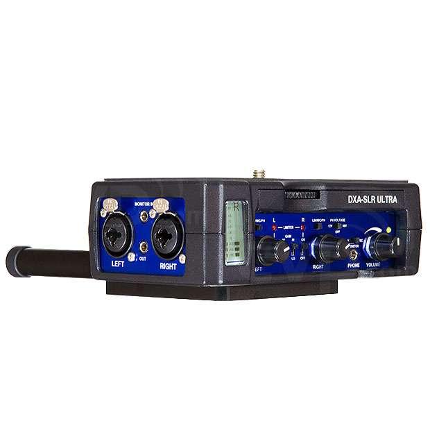 Beacktek DXA-SLR ULTRA (DXAULTRA) Audio Adapter for DSLR cameras (replaces