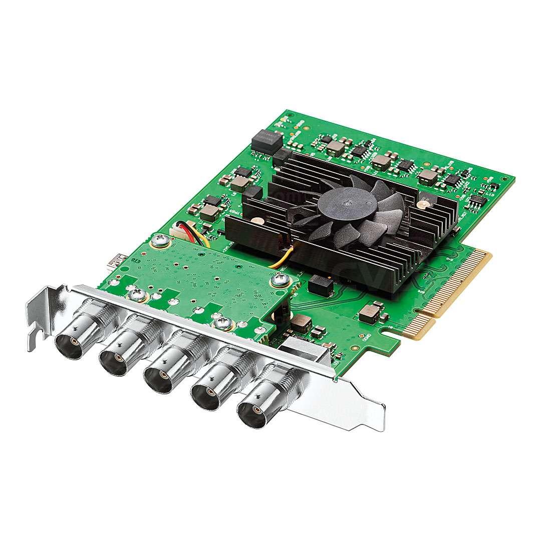Blackmagic DeckLink 4K Pro High Performance PCIe Capture & Playback