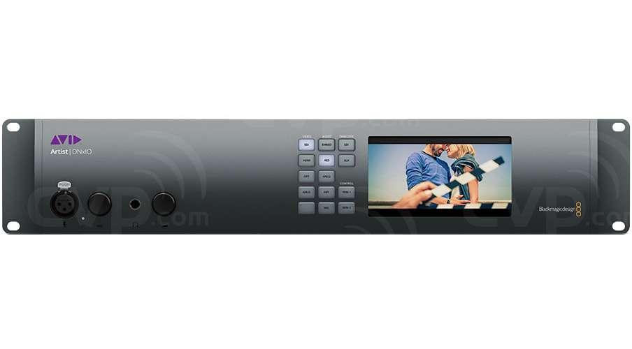 Avid Artist DNxIO Professional Video I/O interface (p/n 9935-66031-00)