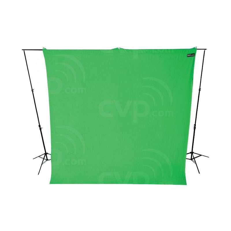 Westcott 130 9 ft x 10 ft Wrinkle-Resistant Green Screen