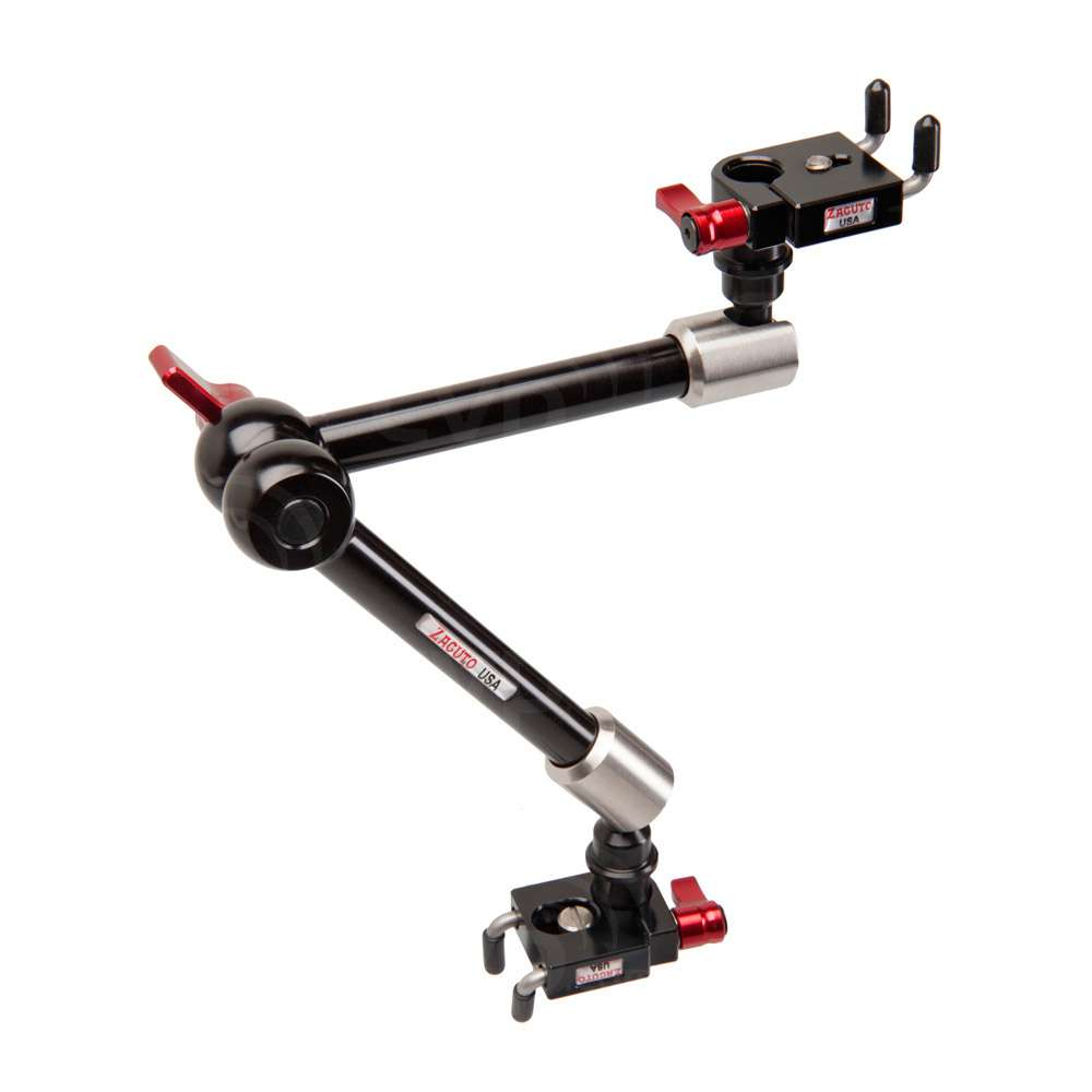 Zacuto Zonitor ENG Large Mount Kit - contains a Zamerican
