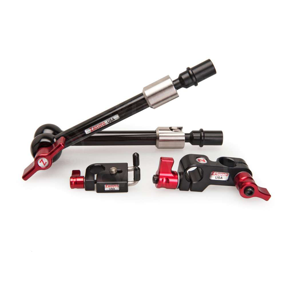 Zacuto Zonitor Handheld Kit for 15mm or 19mm rods Z-ZHH