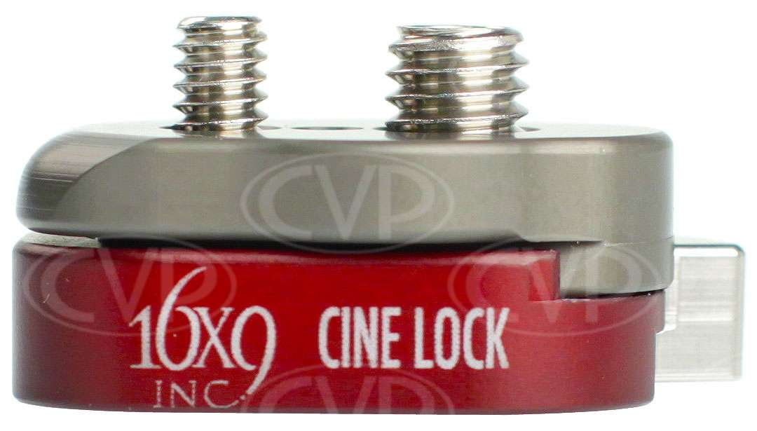 16x9 inc. Cine Lock (169-CL-01) quick release mounting bracket for