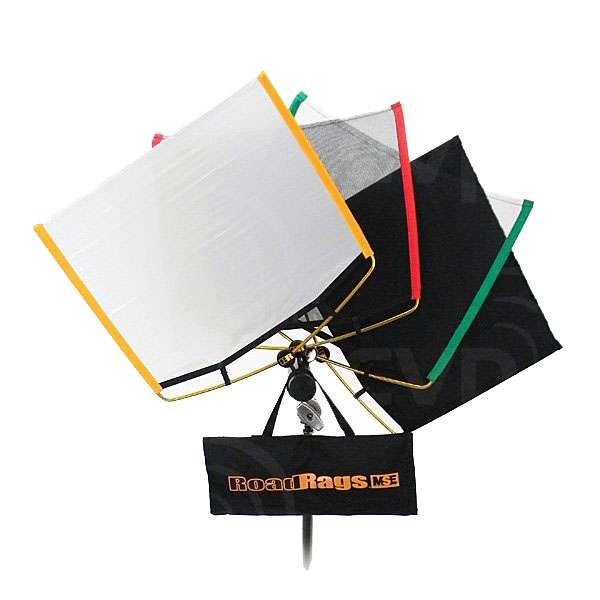 Matthews 350595 18 x 24 inch RoadRags Flag / Net