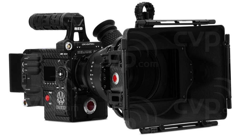 RED WEAPON Woven CF Digital Cinematography Camera with 8K HELIUM