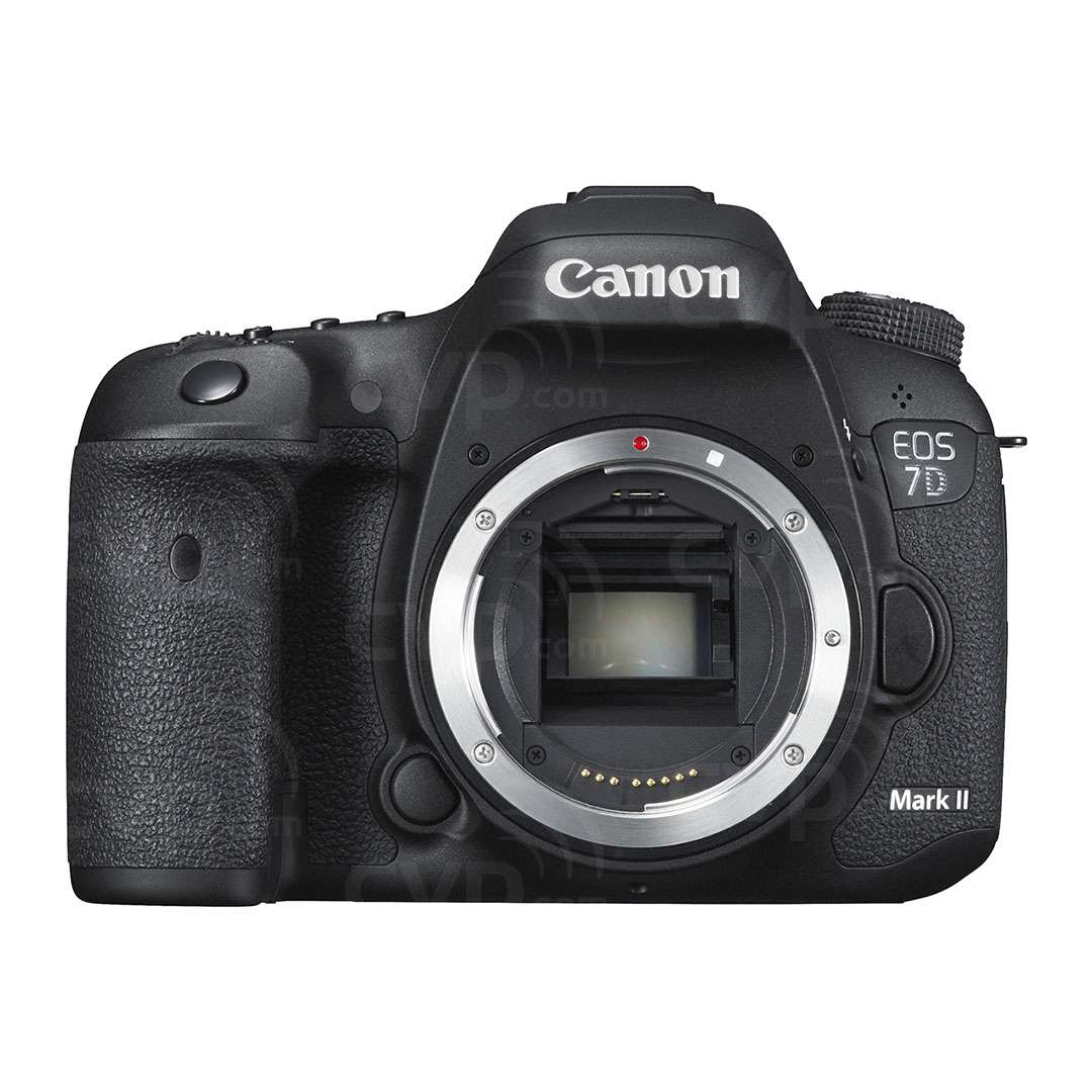 Canon EOS 7D Mark II 20.2 Megapixel APS-C Digital SLR Camera, Body Only (Canon p/n 9128B043AA)