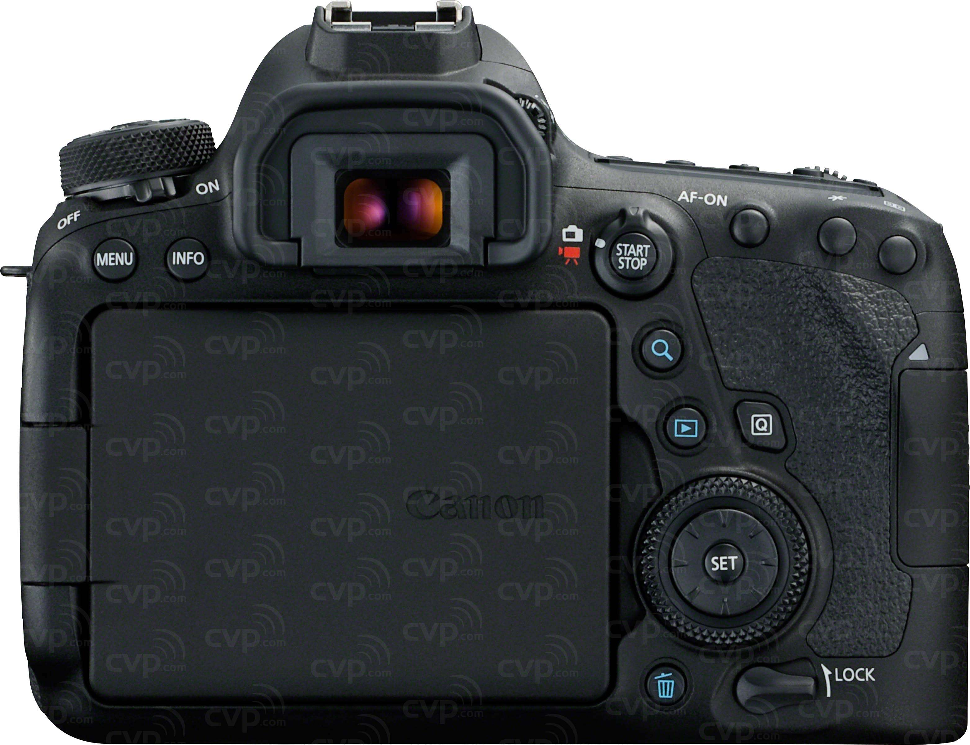 Canon EOS 6D MkII Body Only