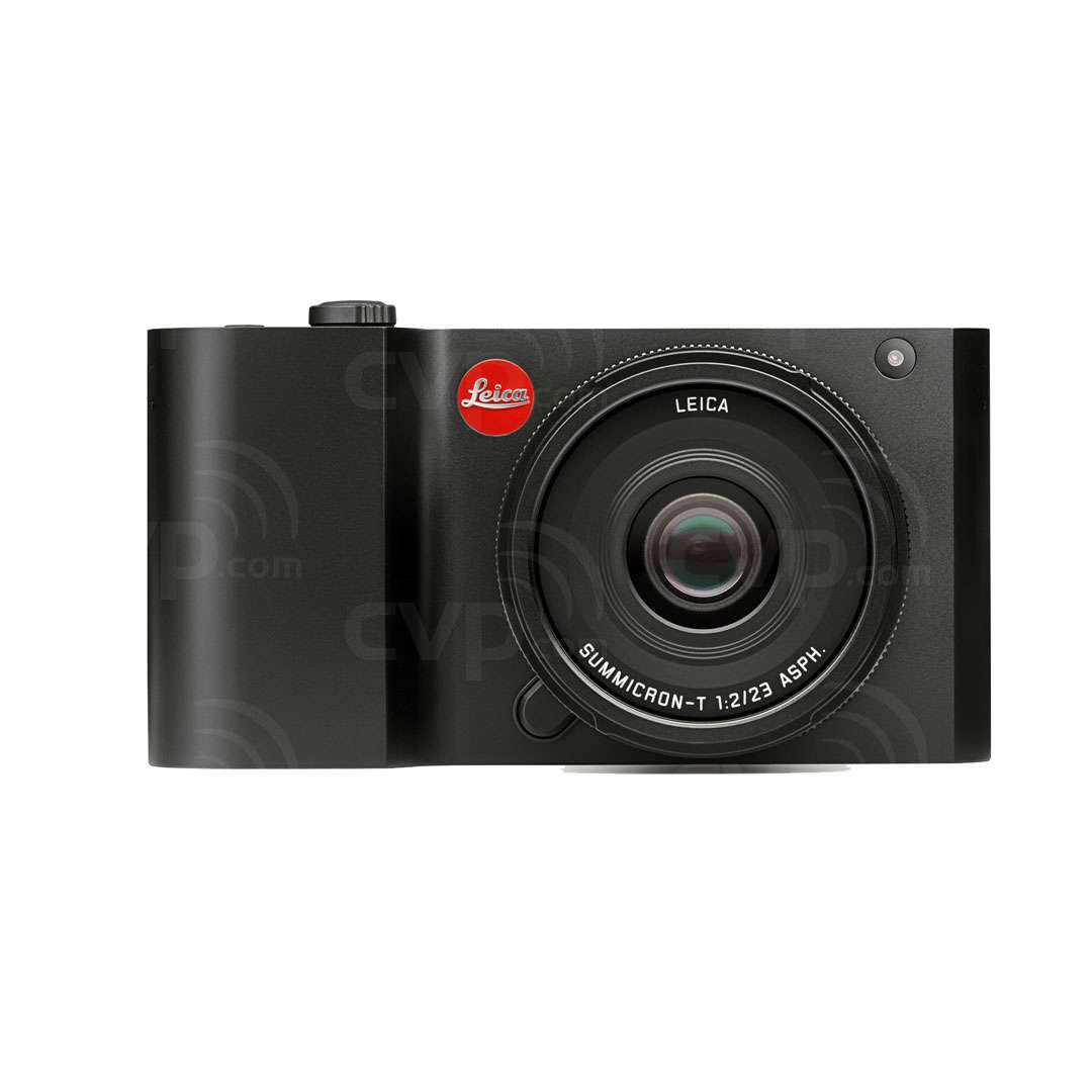 Leica (18180) T Camera System Black Anodised (Typ 701)
