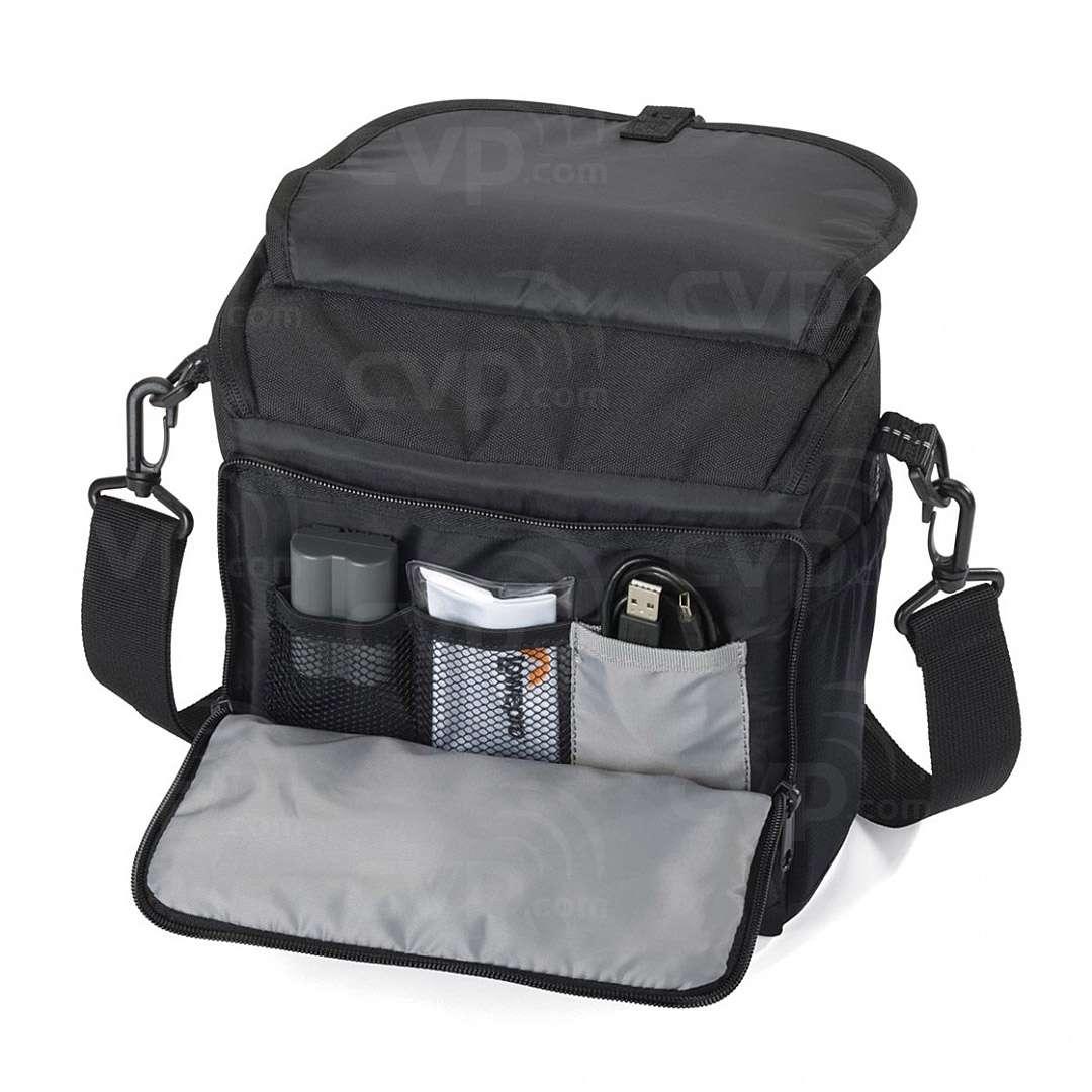 Lowepro Rezo 170 Aw Camera Shoulder Bag Sandisk 108