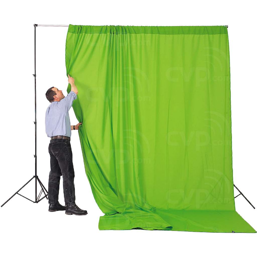Lastolite (5881) Chromakey Curtain 3 x 7M (10ft x 24ft)