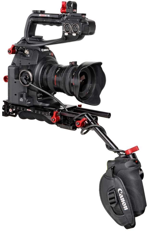 Canon C100 Gratical Bundle