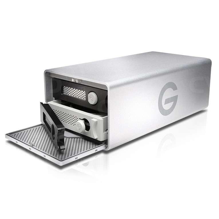 G-Tech G-RAID with Removable Drives - 8TB USB3 eSATA FW800