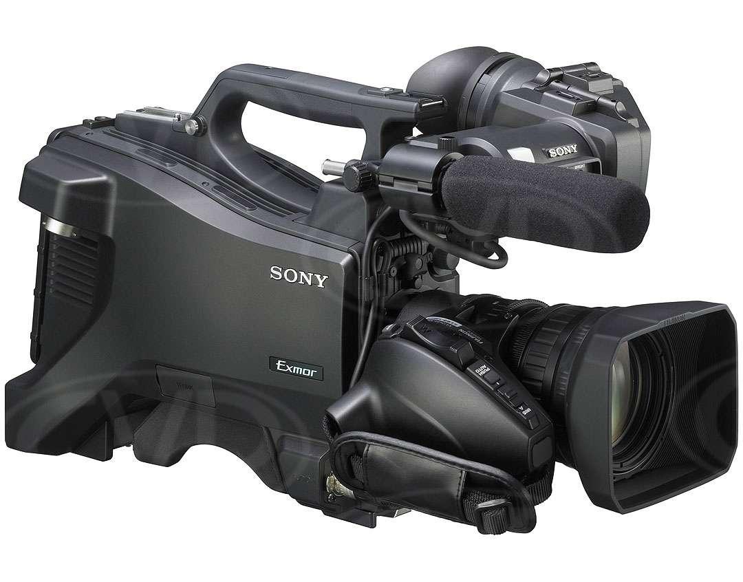 Sony HXC-D70K (HXCD70K) Digital Multi Core Exmor CMOS sensors SD