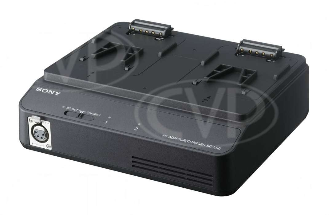 Sony BC-L90 (BCL90) High Speed Battery Charger for BP-FL75 Batteries