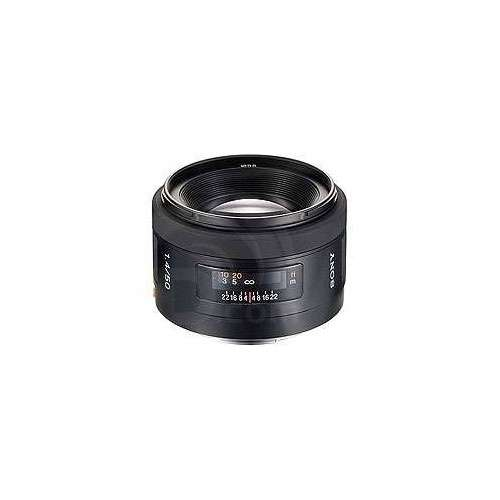 Sony 50mm f1.4 Prime Lens - A Mount (p/n SAL50F14)