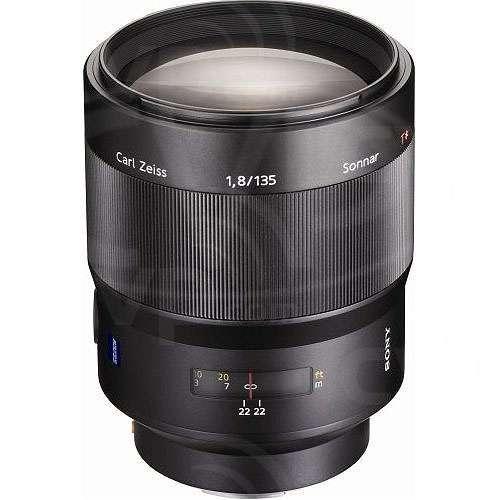 Sony 135mm f1.8 ZA SSM Sonnar T* Lens by Carl