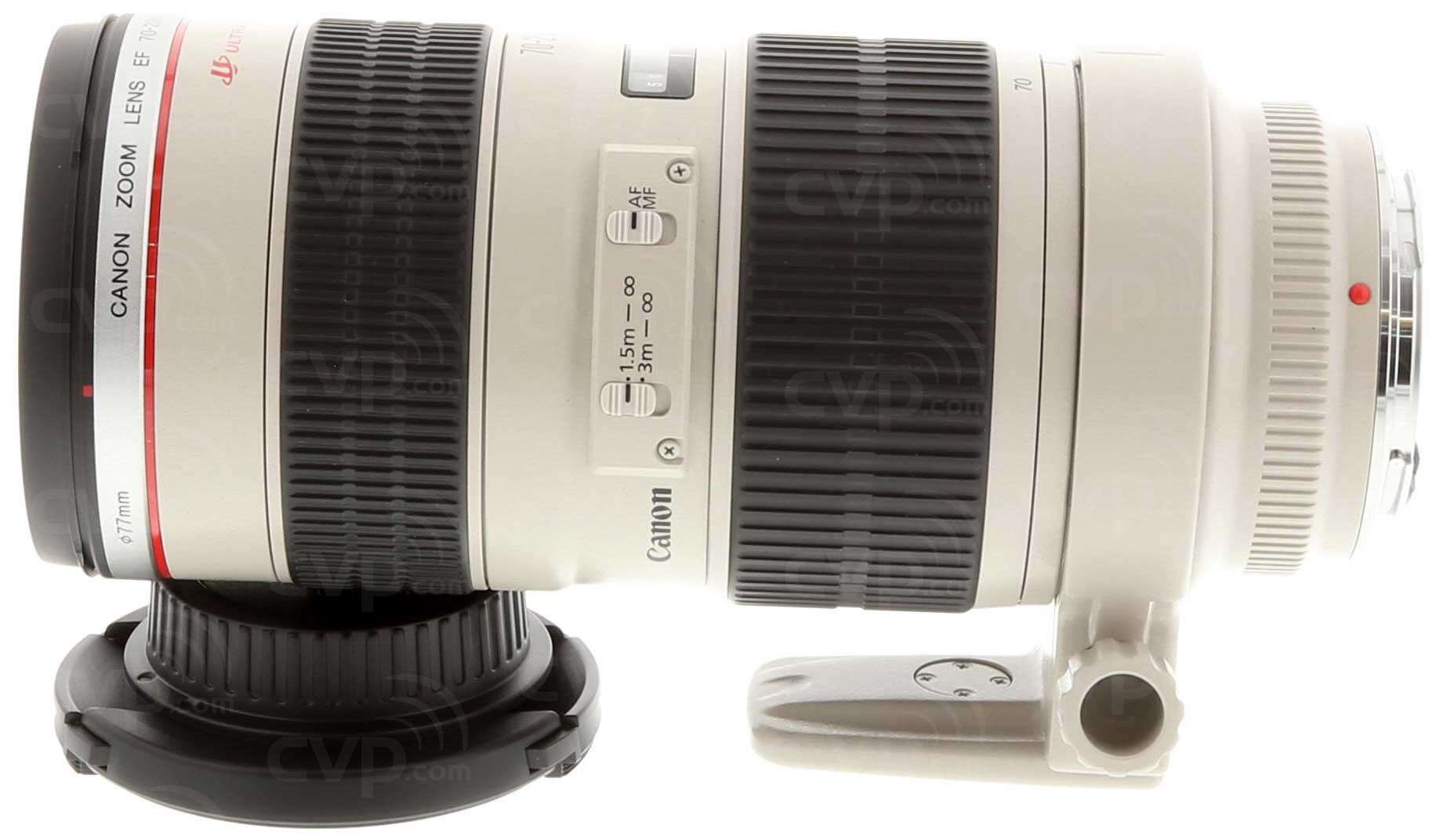 Ex-Demo Canon 2569A018AA 70-200mm f/2.8L - EF