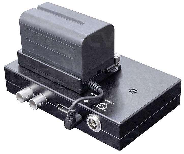 Cineroid PG32e (PG-32e) 3G Pattern Generator, Signal Converter and Video