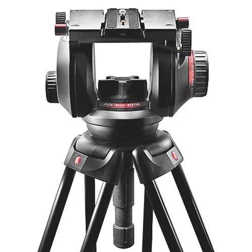 Manfrotto 509HD (509-HD) Pro Video Head 100