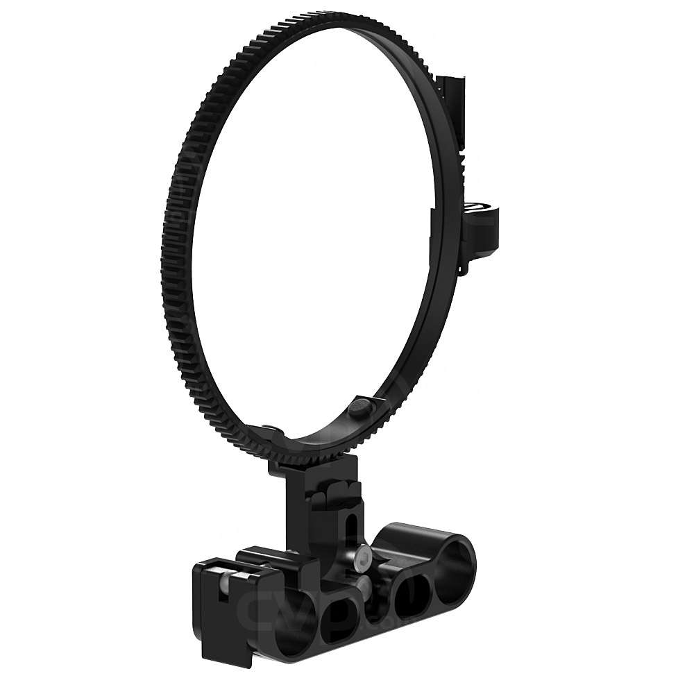 Vocas 15mm Lens support including lens strap for use with