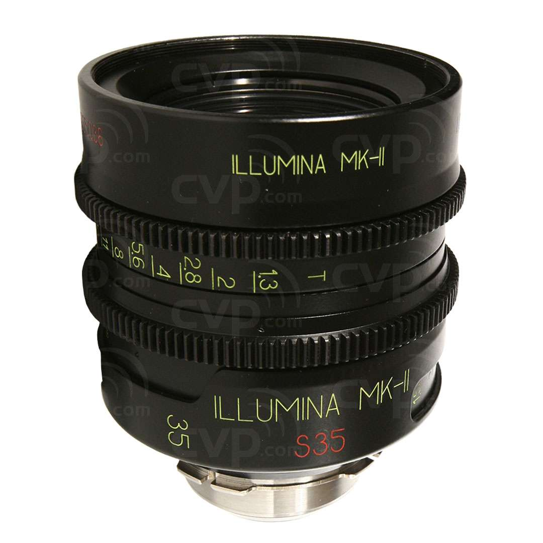 Luma Tech 50mm T1.3 Illumina S35 Cine Lens - PL