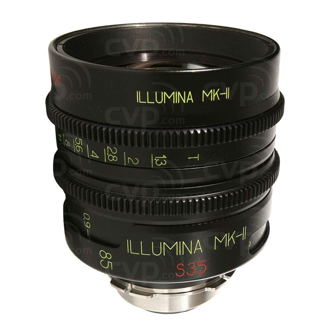 Luma Tech 85mm T1.3 Illumina S35 Cine Lens - PL