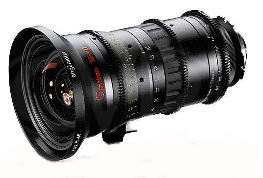 Angenieux Optimo 15-40 T2.6 PL Mount Electronic Cinema Zoom Lens