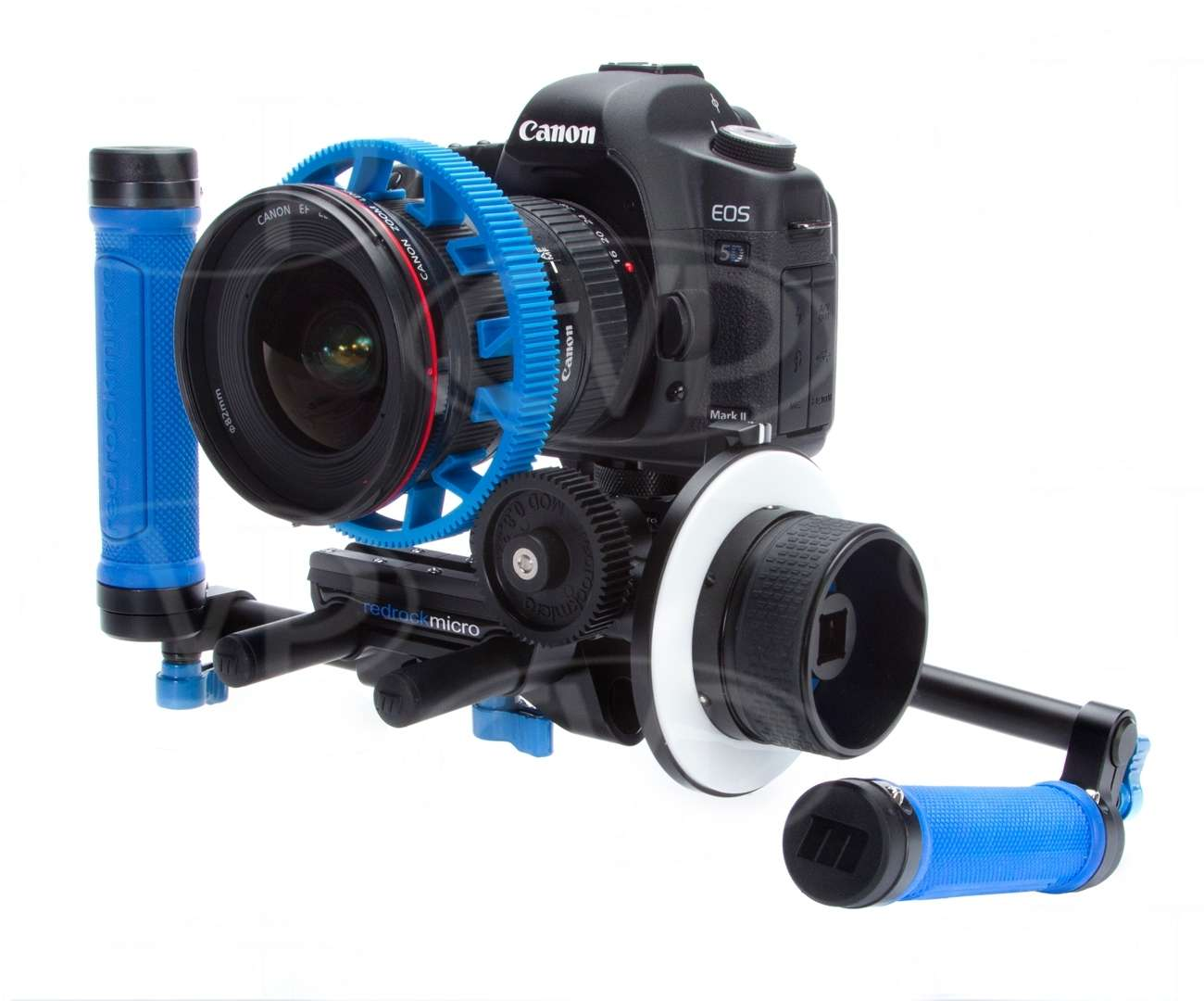 Redrock Micro Captain Stubling DSLR Camera Rig with microFollowFocus includes