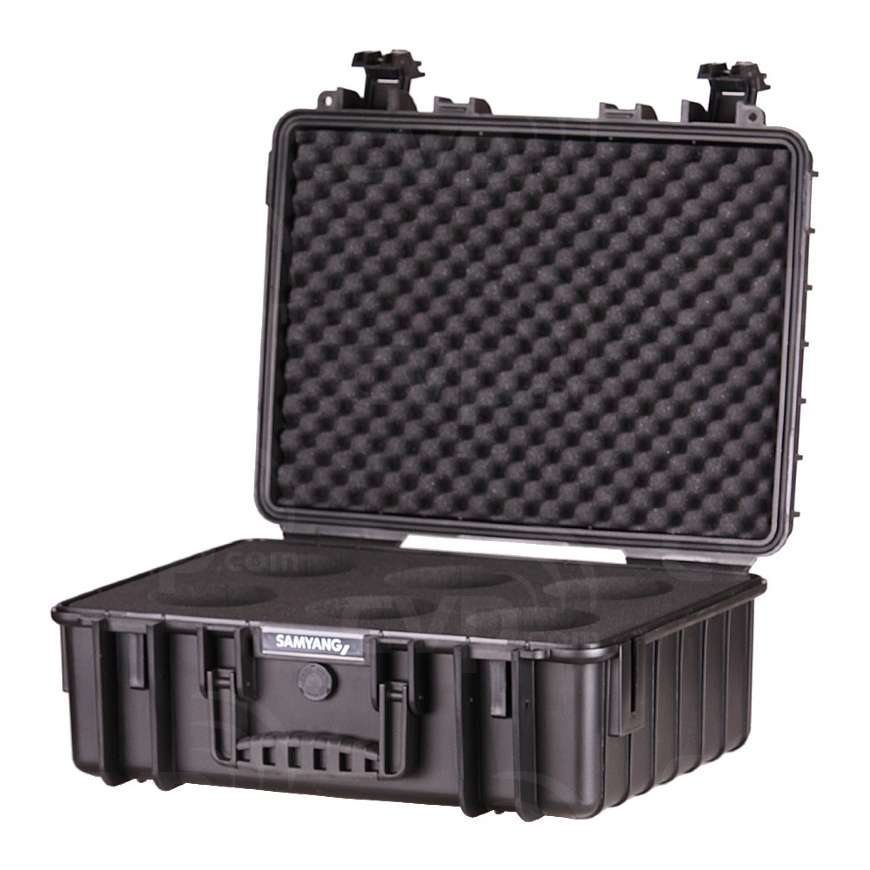 Samyang VDSLR Case for 6 MKII Lenses (BW5000) (7423)