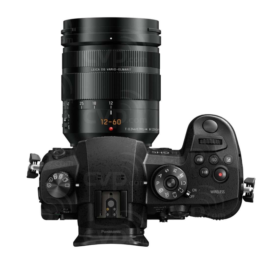 GH5 12-60mm + EF to MFT Bundle