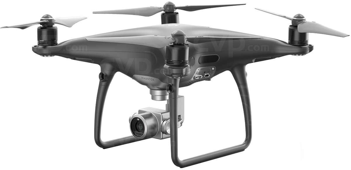 DJI Phantom 4 Pro + (Plus) Professional Quadcopter Black -Obsidian