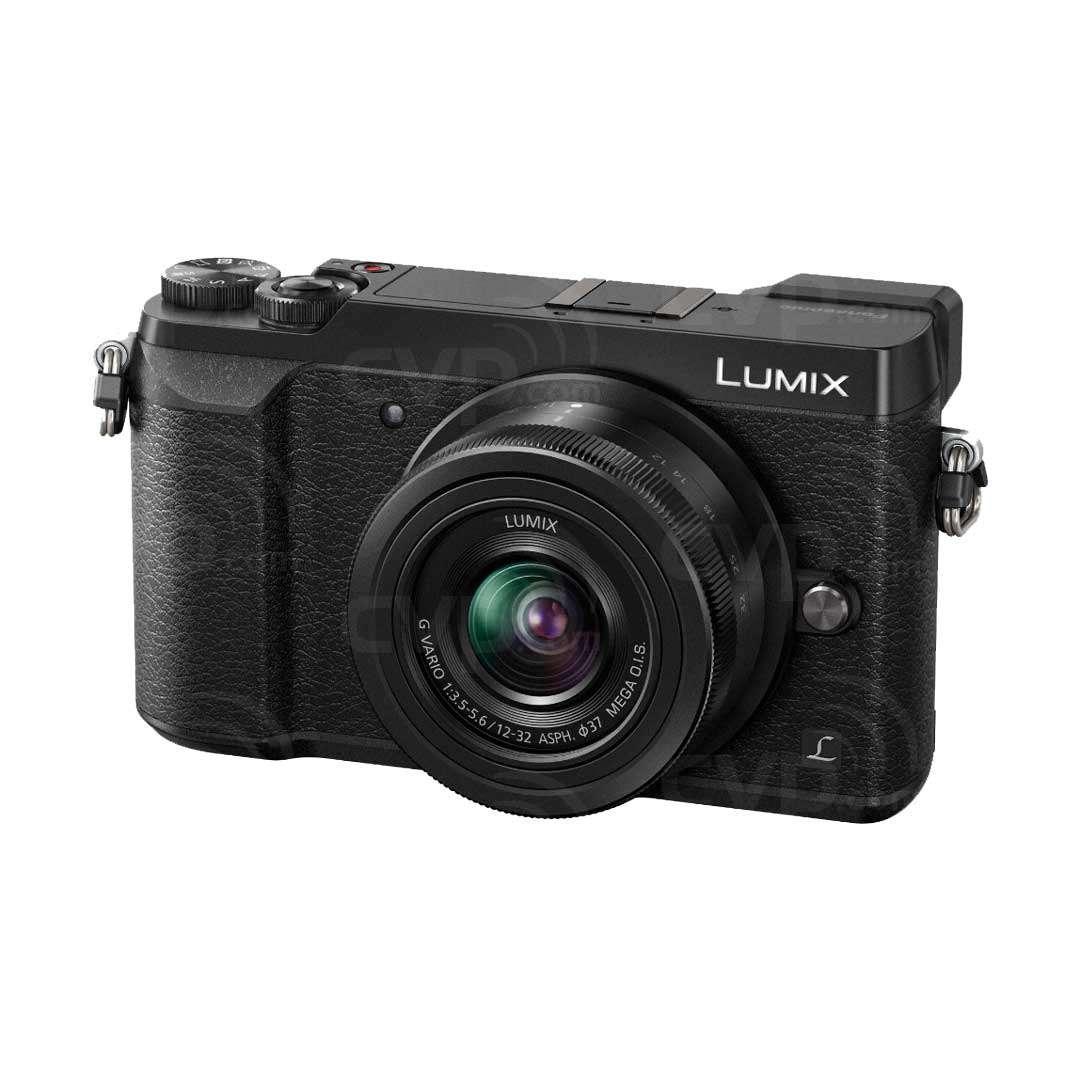 DMC-GX80KEBK w/ 12-32mm