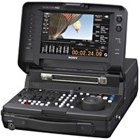 PDW-HR1 XDCAM 422 Field Edit Recorder