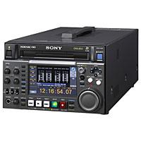 Sony PDW-F1600 XDCAM HD 422 Deck