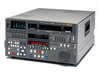 Sony DVW-A500P Digital Betacam VTR