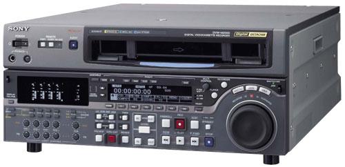 Sony DVW-M2000P Digital Betacam VTR