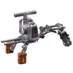 Movcam 303-1810 (3031810) Shoulder Rig Kit for the Blackmagic Cinema Camera