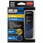 Hahnel HROP 280 Pro Remote Shutter Release for Olympus and Panasonic Cameras (p/n 1000 704.0)