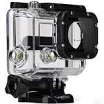 GoPro Dive Housing compatible with the HERO4+, HERO4, HERO3+ and HERO3 cameras waterproof up to 60 meters (GP3049)